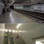 1997-2005 - Architectural Project for the Porto Metro (subway) Porto, Portugal. Various views - photos by Luis Ferreira Alves.
