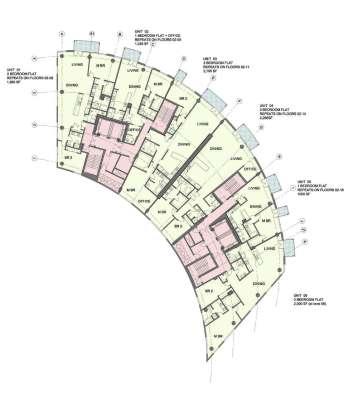 Typical Floor Plan (c) SDL