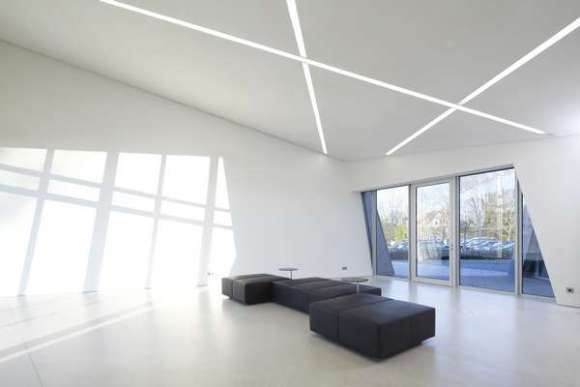 Villa Libeskind prototype interior - grand room 2 - (c) Frank Marburger