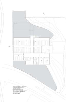 Luzern Archive Plan