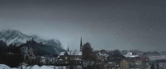 Luzern Nightview