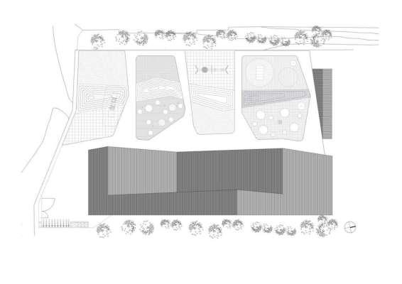 Kindergarten Site Plan