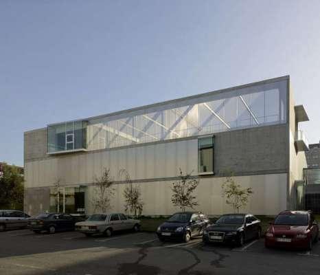 Health Centre Exterior View