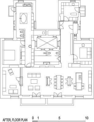 After Floor Plan