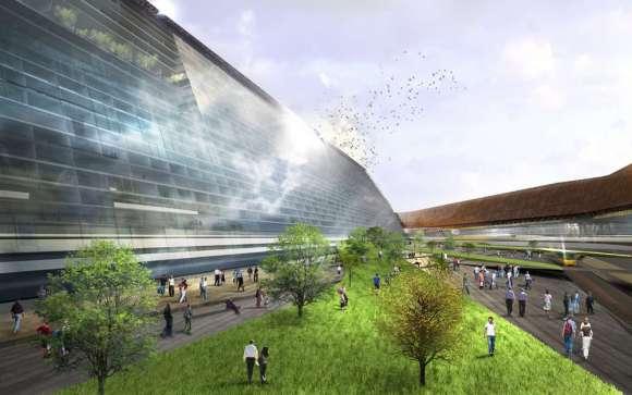 Milano Stadt Krone 2030