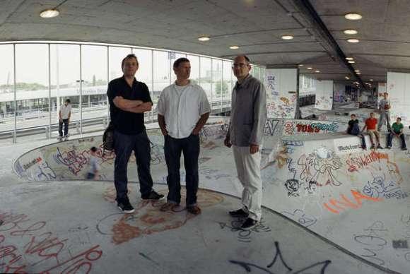 Images Courtesy NL Architects