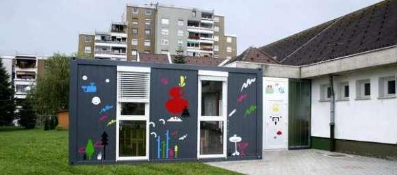 Temporary Kindergarten Ajda