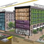 New Mixed-Use District Typology Section-A