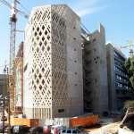 Exterior View (Images Courtesy 109 architectes)