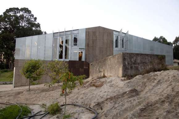 Outer View (Image Courtesy Ivo Canelas)