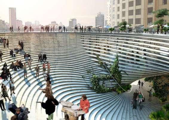 Image Courtesy BIG Architects