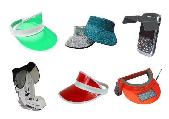 Collage visors