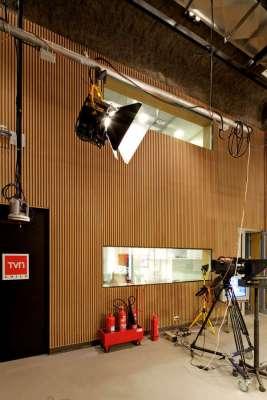 TVN Regional Office (Image Courtesy Nicolás Saieh)