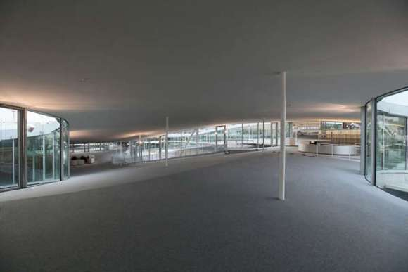 Rolex Learning Center / EPFL SANAA ©Hisao Suzuki