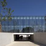 Exterior View (Images Courtesy FG+SG - Fotografia de Arquitectura)