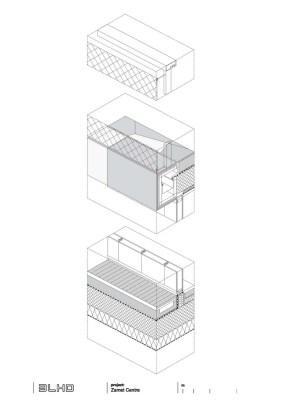 Zamet Centre detail diagram