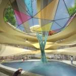 Artist's Center Atrium
