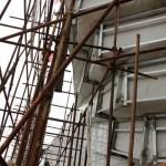 Construction Facade