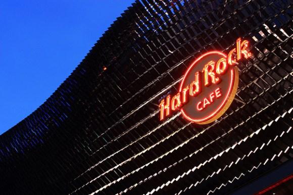 Hard rock facade (Image Courtesy Architectkidd)