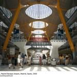 Terminal 4, Madrid Barajas Airport (Image Courtesy Richard Bryant/ Arcaid)