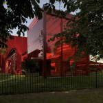 Serpentine Gallery Pavilion 2010 Designed by Jean Nouvel © Ateliers Jean Nouvel Photograph: Philippe Ruault