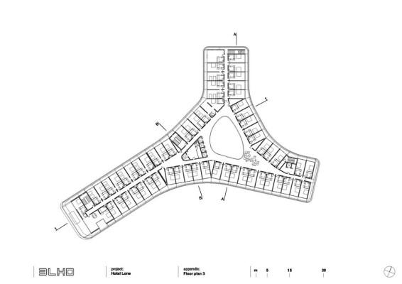 Drawings of floor plan 03