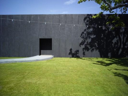 Serpentine Gallery Pavilion 2011 Designed by Peter Zumthor © Peter Zumthor Photograph: John Offenbach