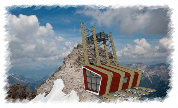 Eagle Nest Hut Proposal