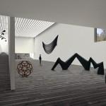 Galeria (Images Courtesy Daniel Carlson)