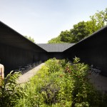 Serpentine Gallery Pavilion 2011 Designed by Peter Zumthor © Peter Zumthor Photograph: John Offenbach