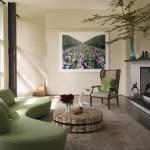 Living room (Images Courtesy Tim Street-Porter)