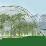 Section palmhouse