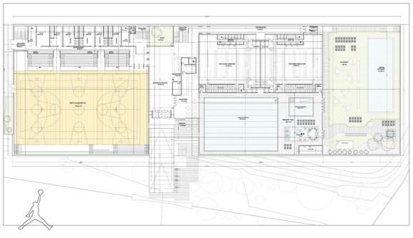 Access Floor Plan