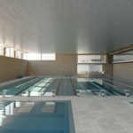 Interior View of Pool