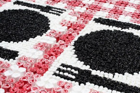 Table cloth (Image Courtesy Ghigos Ideas)