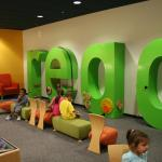 Children's Area (Image Courtesy Henry Tom, AIA, NCARB)