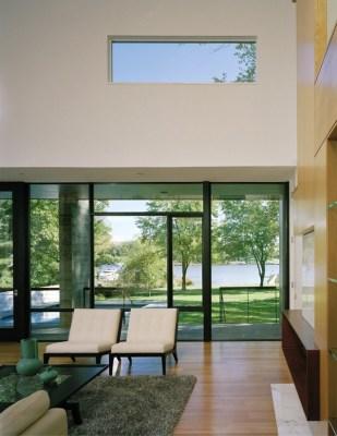 Living Room (Image Courtesy Anice Hoachlander)