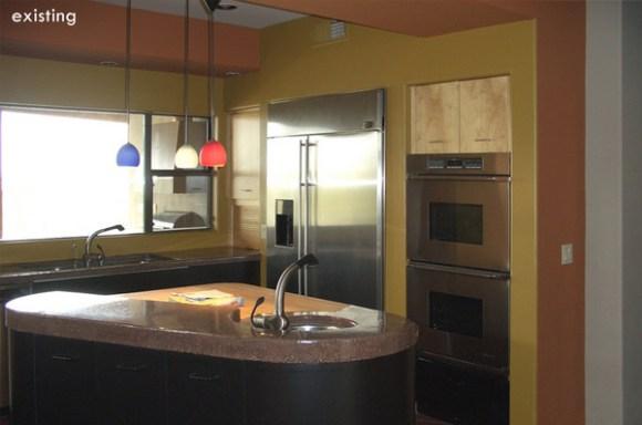 Existing kitchen (Image Courtesy 180 degrees)