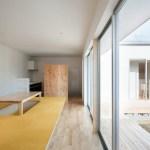 Interior View (Images Courtesy Takumi Ota)