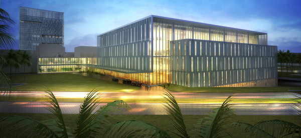 King faisal specialist hospital and research center in riyadh for Exterior remodeling specialists