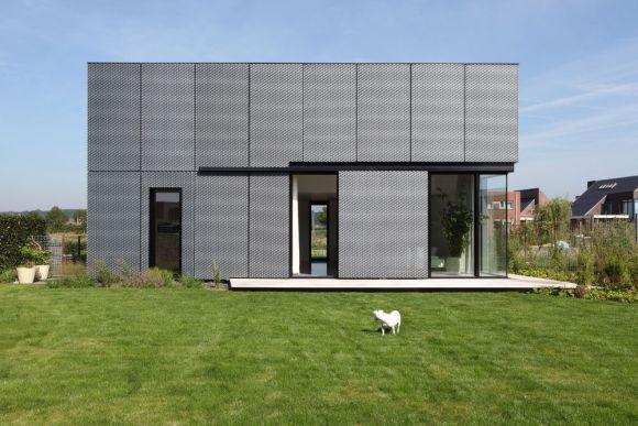 Exterior View (Images Courtesy Merel van Beukering)