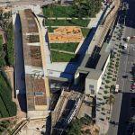 Aerial View (Images Courtesy David Frutos)