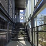 Interior Stairwell (Images Courtesy Barbara Karant / Karant + Associates, Inc.)