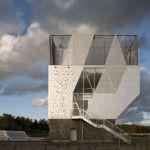 Exterior View (Images Courtesy Adam Mørk)