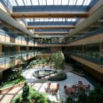 Interior Atrium (Images Courtesy Samoo Architects & Engineers)