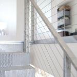 Interior Stair Detail (Images Courtesy David Robert-Elliott)