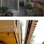 Old and New outdoor space (Images Courtesy Park young-chae)