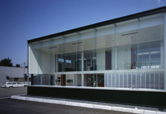Exterior View (Image Courtesy K.Torimura)
