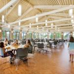 Dining Hall (Image Courtesy Miller Hall)