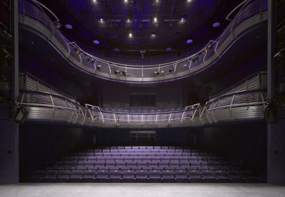 Richard Burton Theatre (c Nick Guttridge)